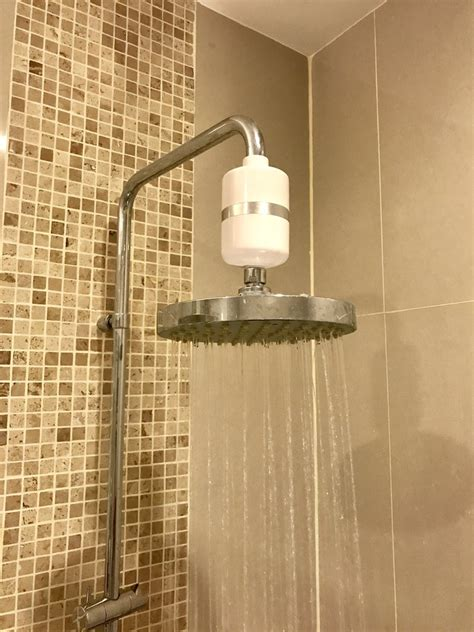 Berkey Shower Filter - with UK & Europe fitting for all