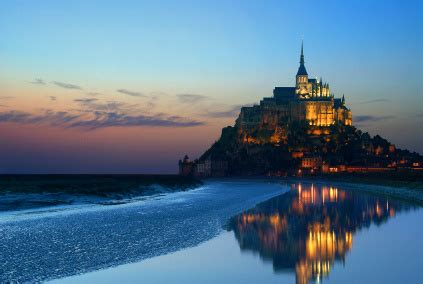Lower Normandy Travel Guide - France - Eupedia