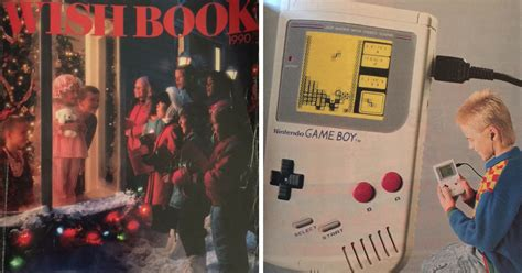 15 Things From The 1990 Sears Wish Book That Will Make You