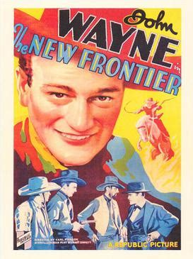 The New Frontier (film) - Wikipedia