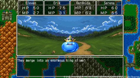 Spel: Dragon Quest XI S: Echoes of an Elusive Age