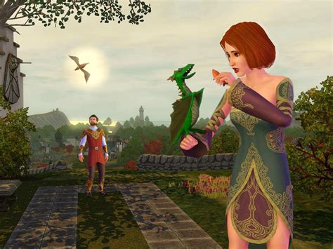 The Sims 3 Dragon Valley - PC - Games Torrents