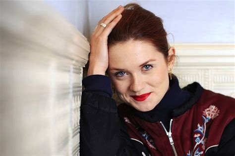 Ginny Weasley grows up: Bonnie Wright interview | London