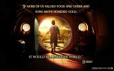 the hobbit movie | Live by quotes