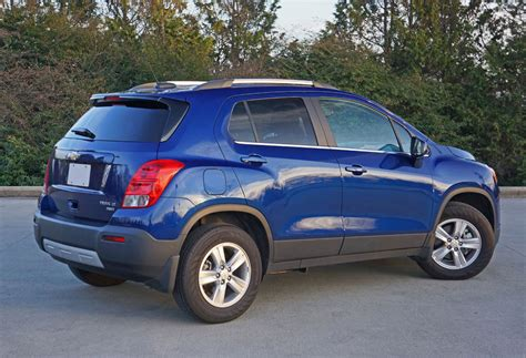 2016 Chevrolet Trax LT AWD Road Test Review | The Car Magazine