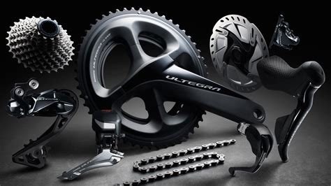New Shimano Ultegra R8000 groupset includes disc brakes