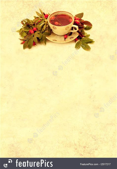Templates: Herbal Tea - Stock Picture I2517217 at FeaturePics