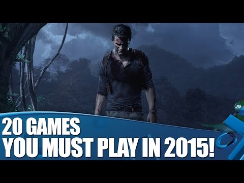 Wallpaper Uncharted 4: A Thief's End, Best Games of 2016