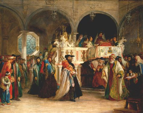 File:Solomon Alexander Hart - The Feast of the Rejoicing