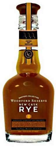 Woodford Reserve New Cask Rye Whiskey Reviews and Ratings