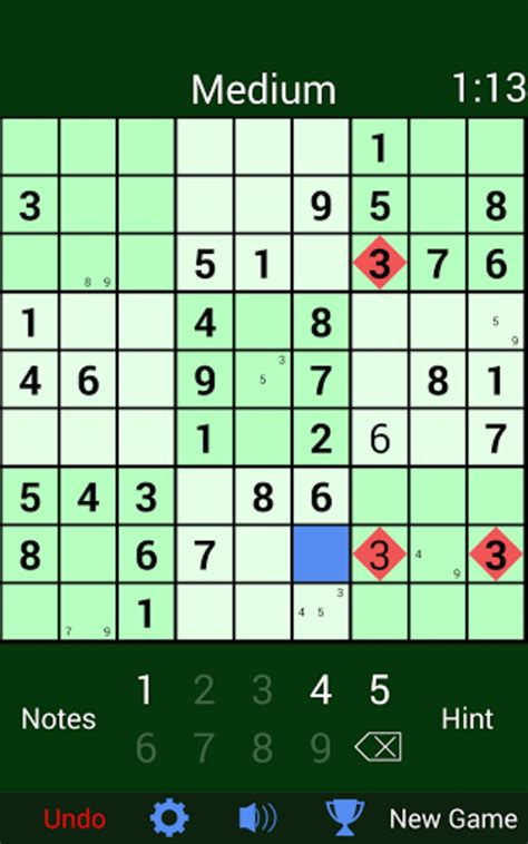 Sudoku for Android - Download