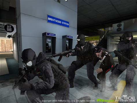 Tactical Intervention PC immer aktuell