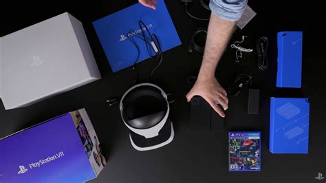 Here's what comes in the PlayStation VR box   TechRadar