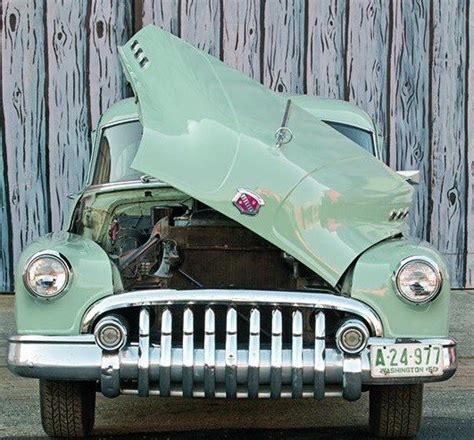 Blue-Light Special - 1950 Buick Model 41D - What this