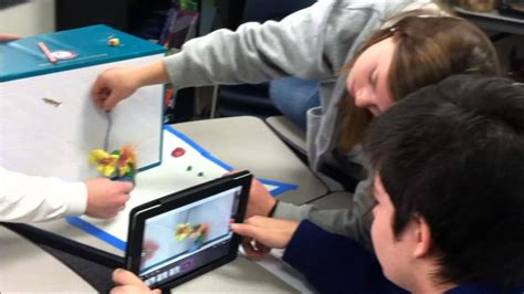 Student-produced claymation movies - YouTube