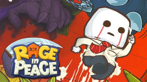 Rage in Peace - Worst Day of Work Ever! - Let's Play Rage