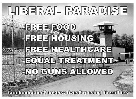 Meme Exposes What a Liberal's Paradise Would Look Like