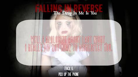 Falling In Reverse -- The Drug In Me Is You (Full Album