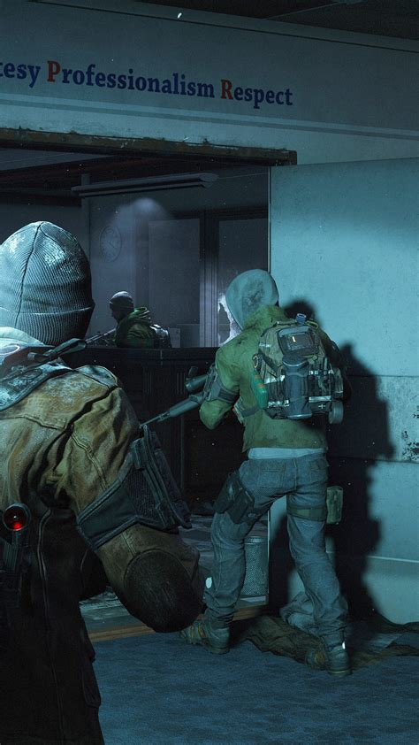 Wallpaper The Division, Tom Clancy's, screenshot