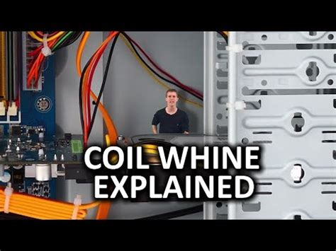 Coil Whine as Fast As Possible - YouTube