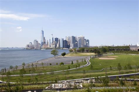 Governors Island is One of National Trust for Historic