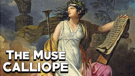Calliope: The Muse of Eloquence and Epic Poetry