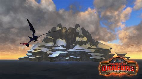 Wallpaper Gallery - How to Train Your Dragon - SoD