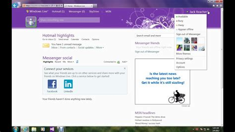 How To delete Hotmail account permanently - YouTube