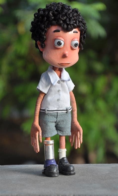Character Design (for Stop-motion)