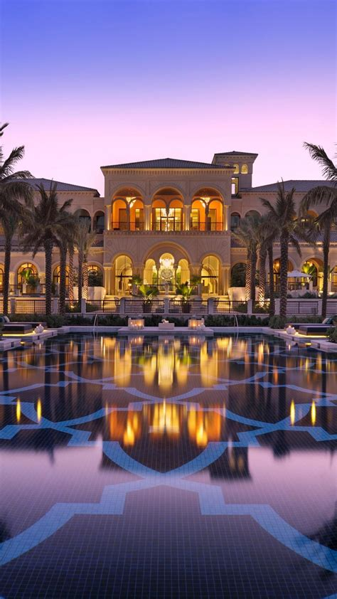 Wallpaper One&Only The Palm, Dubai, Best hotels, tourism