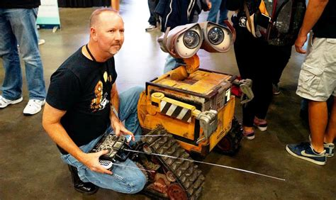 Michael McMaster talks robots, building and his new