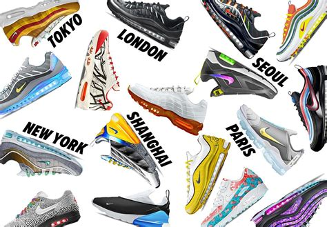 Vote for Nike's new Air Max | London Evening Standard