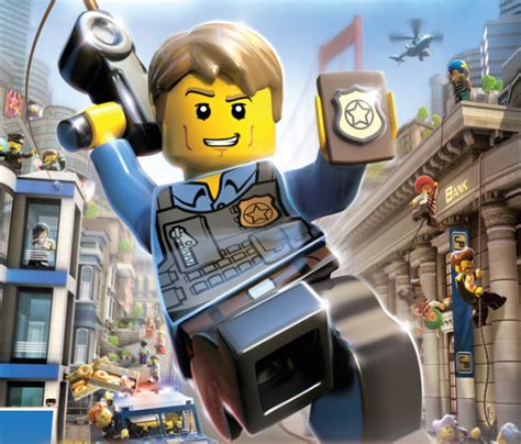 Lego City Undercover - review | Power Unlimited