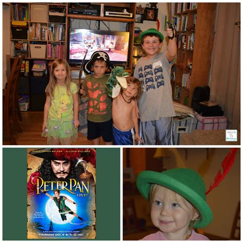 Peter Pan Live! With Pirate Boats & Tinker Bell Wands