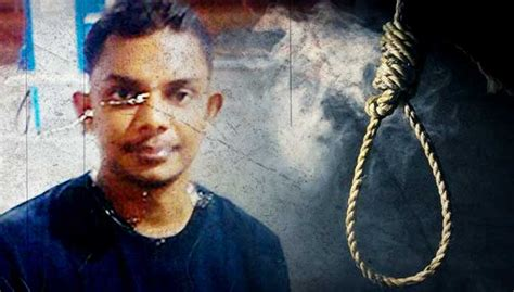 Singapore Sentences Malaysian to Death by Hanging for Drug
