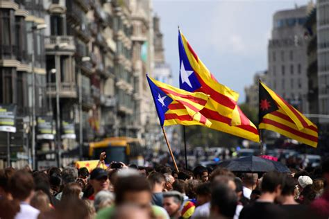 Catalonia calls for international mediation as Spain vows