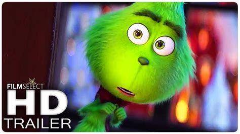 THE GRINCH Trailer 2 (2018) - YouTube