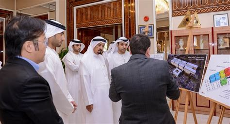 """Ruler of Ajman approves """"AUST Science Park"""" project worth"""