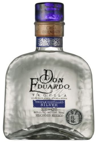 Don Eduardo Silver Tequila Reviews and Ratings - Proof66