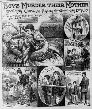 Penny dreadfuls: the Victorian equivalent of video games