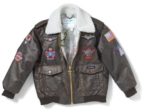 BOEING YOUTH AVIATOR FLIGHT JACKET SIZE 2T from Aircraft