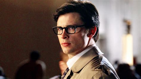 Tom Welling On The Throughline Between SMALLVILLE And The