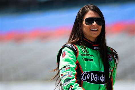 Danica Patrick Declined to Pose in the 2013 ESPN Body