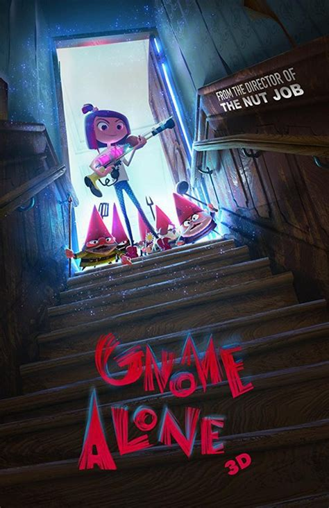 Watch Gnome Alone 2017 full movie online or download fast