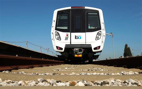 BART extension to San Jose on track, but new cars delayed