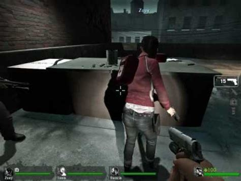 Left 4 Dead (PC) - GAMEPLAY - Mission 1 - The Apartments