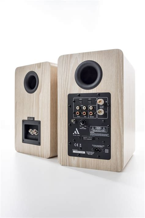 Argon Audio ALTO A5 - Active Stereo Speakers with