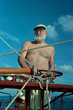 Ernest Hemingway Quotes About Fishing