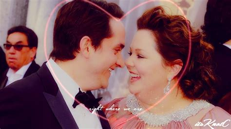 Melissa McCarthy and Ben Falcone ~ We Found Love - YouTube