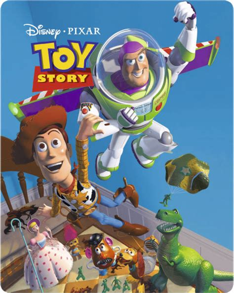 Toy Story - Zavvi Exclusive Limited Edition Steelbook (The